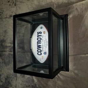 Dallas Cowboys Jason Witten signed football